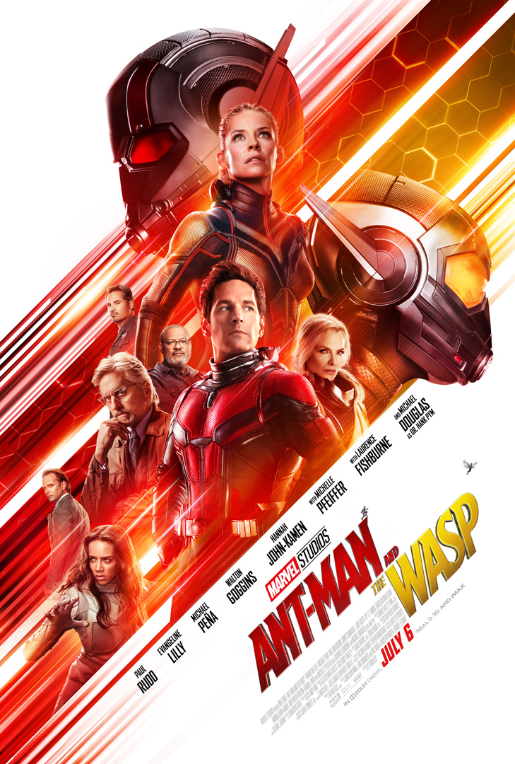 Ant-Man and The Wasp Theatrical Poster