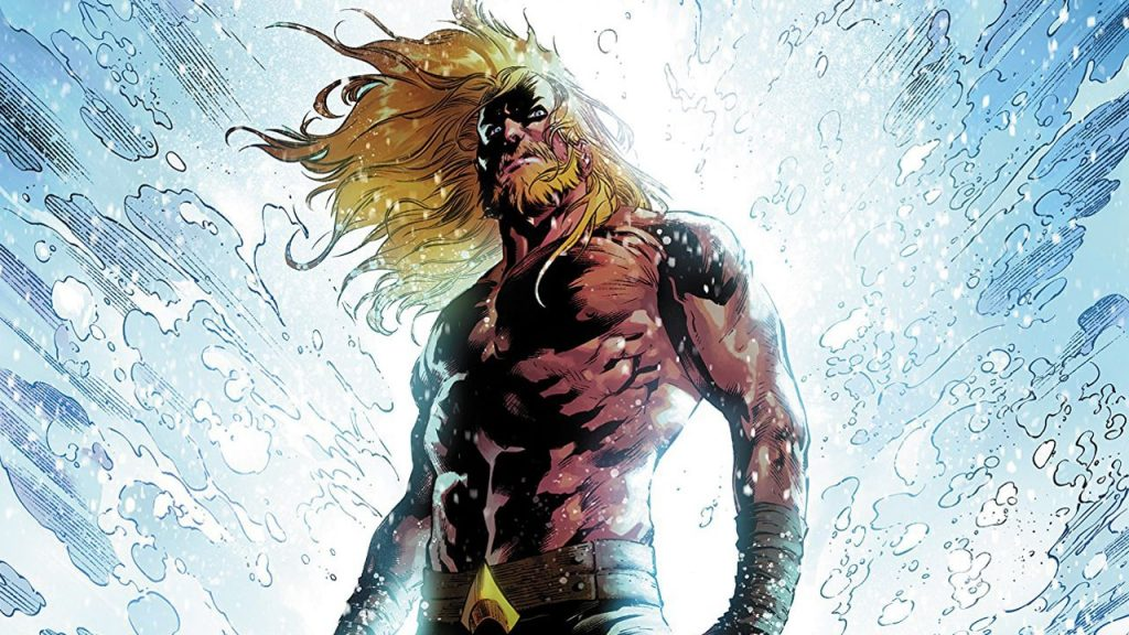 Aquaman by Kelly Sue Deconnick 43