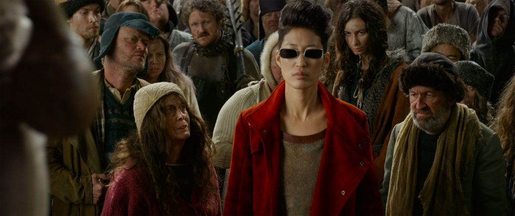 Mortal Engines Jihae as Anna Fang