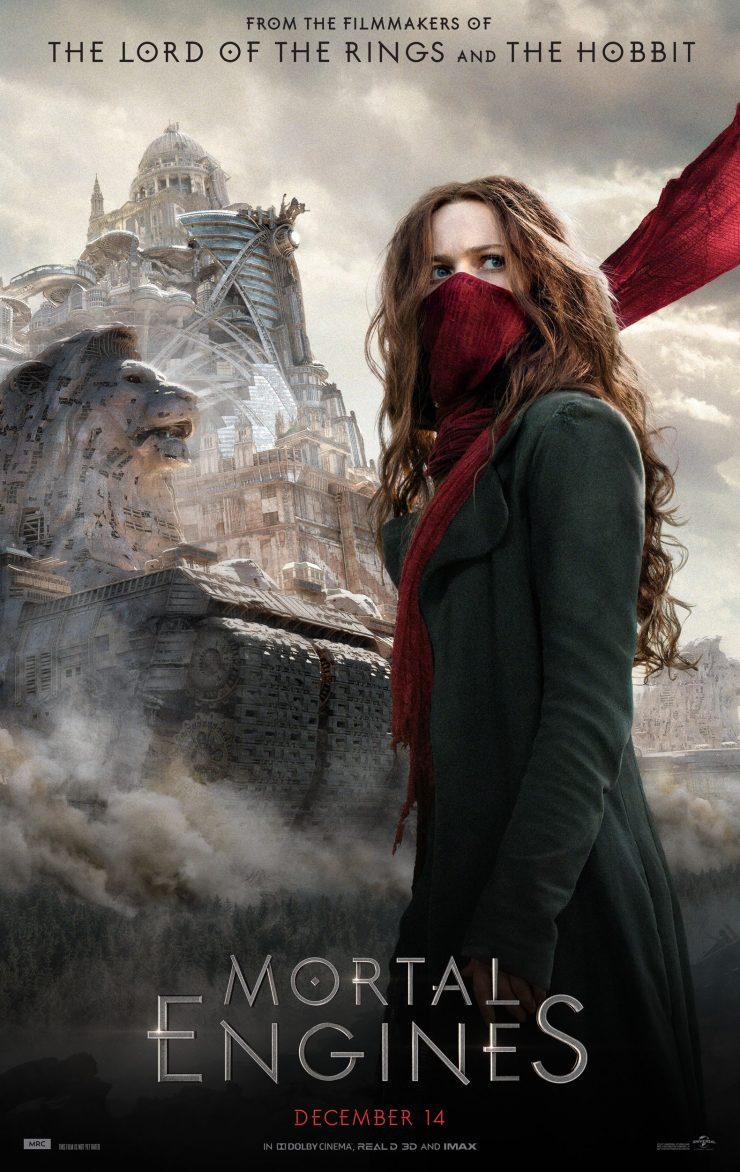 Mortal Engines Theatrical Poster