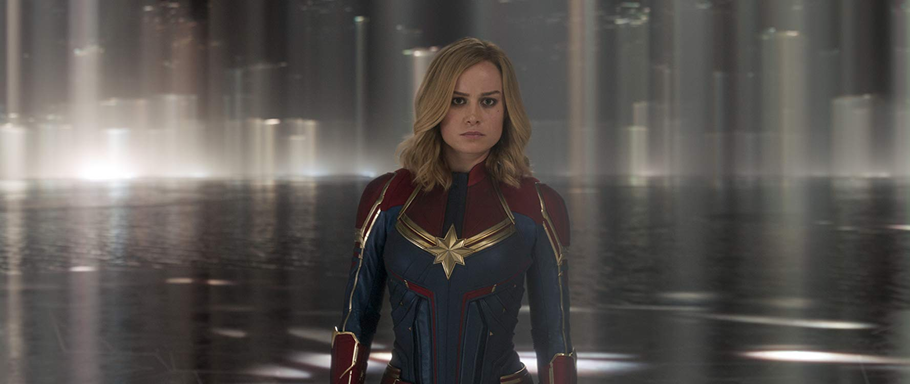 Captain Marvel Brie Larson as Carol Danvers