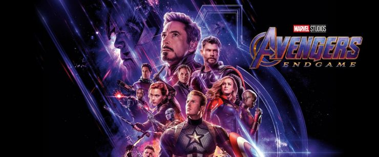 Avengers Endgame Theatrical Release Poster
