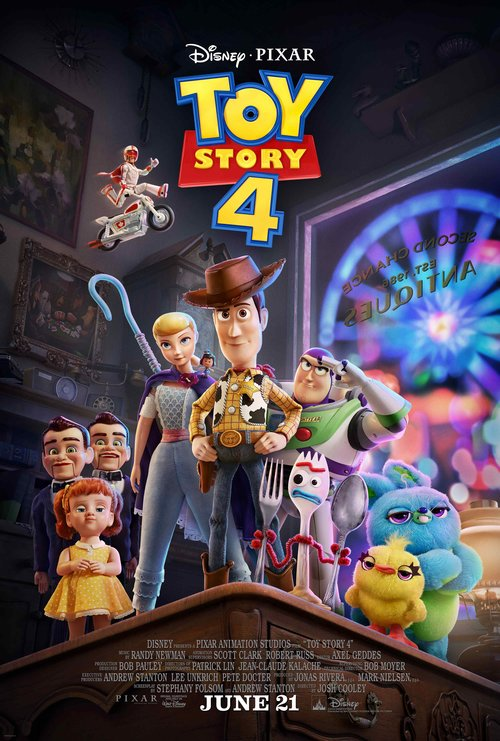 Toy Story 4 Theatrical Release Poster