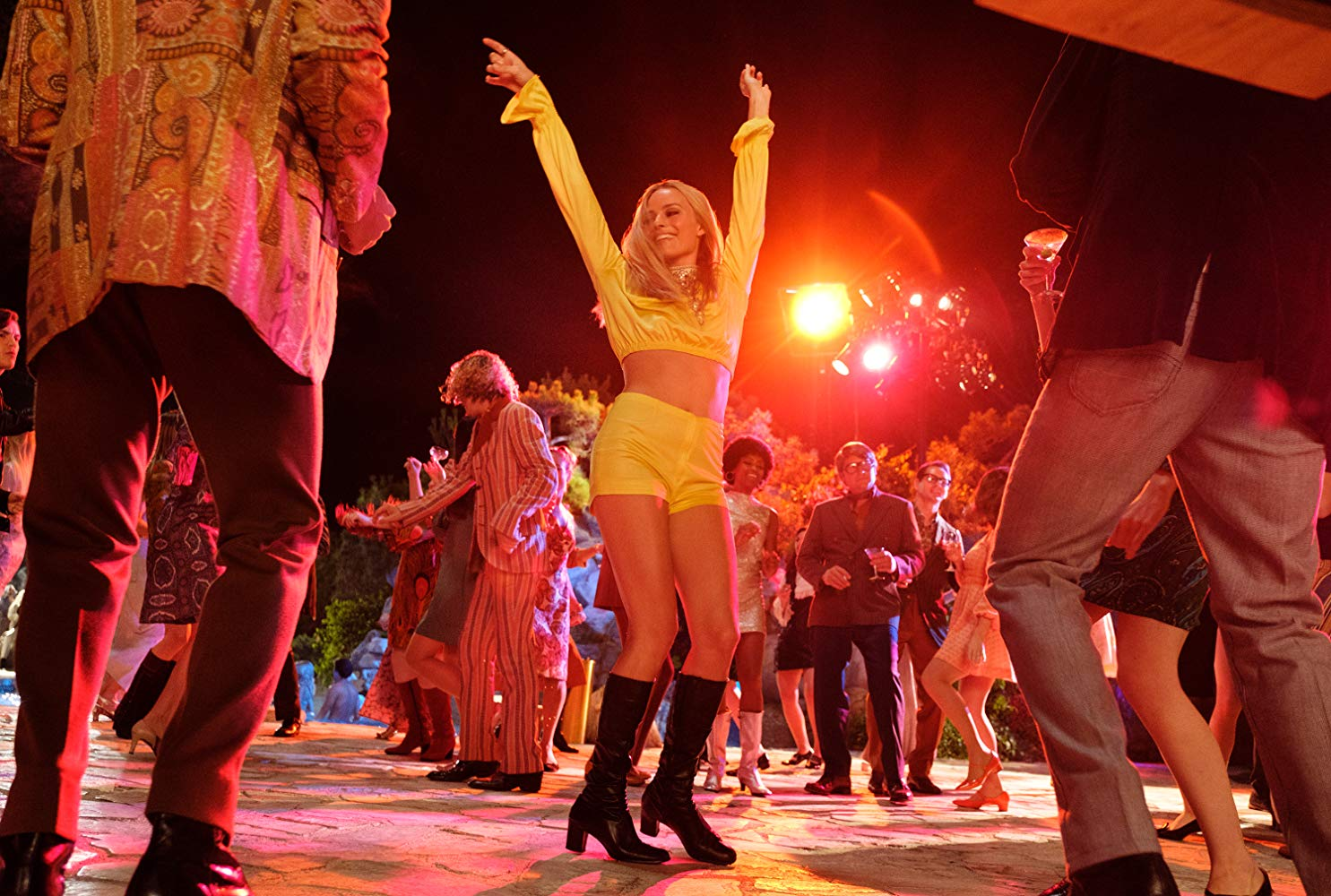 Once Upon a Time in Hollywood Margot Robbie as Sharon Tate