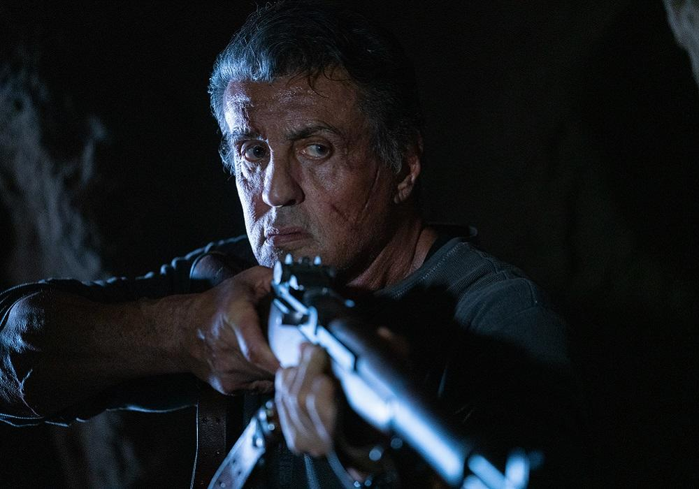 Rambo Last Blood Sylvester Stallone as John Rambo