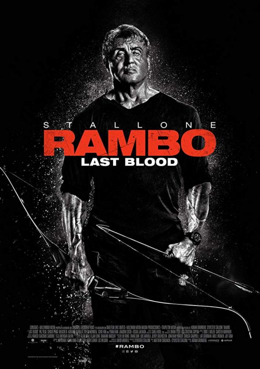 Rambo Last Blood Theatrical Release Poster