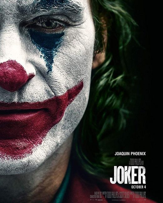 Joker Theatrical Release Poster