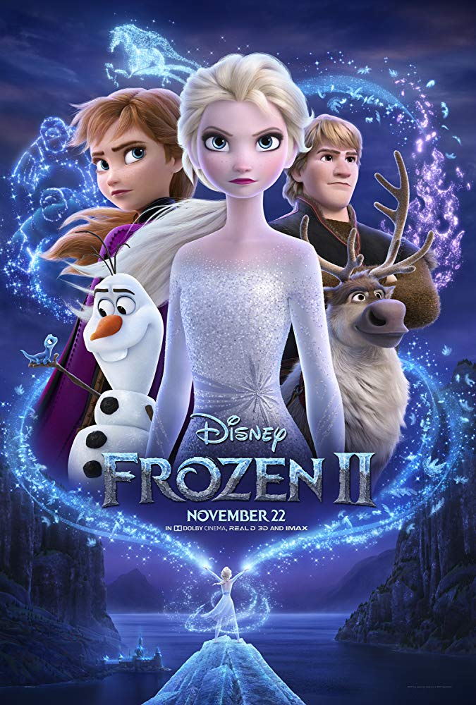 Frozen 2 Theatrical Release Poster
