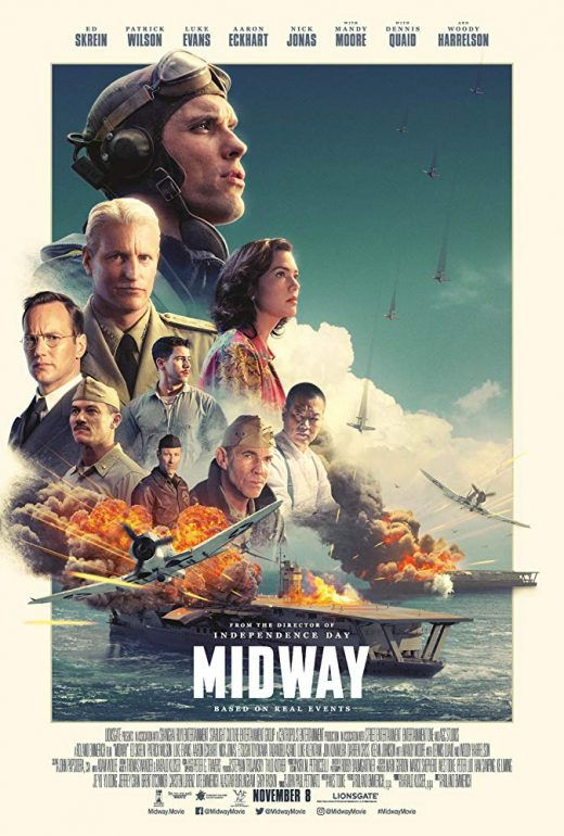 Midway Theatrical Release Poster