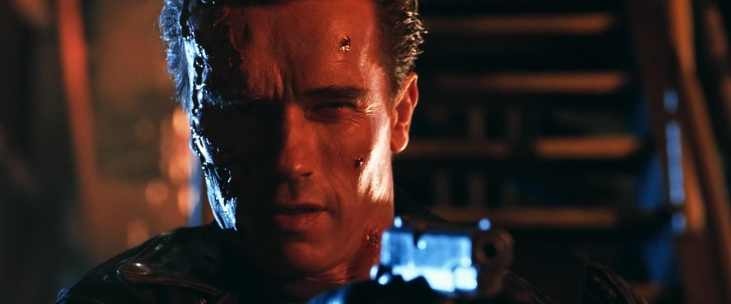 Terminator 2 Judgment Day Hasta La Vista Baby