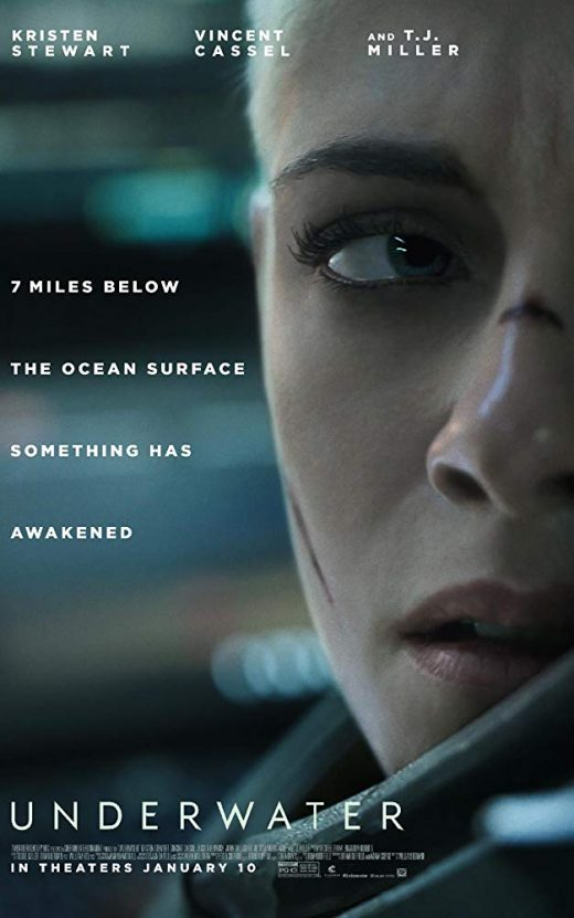Underwater Theatrical Release Poster