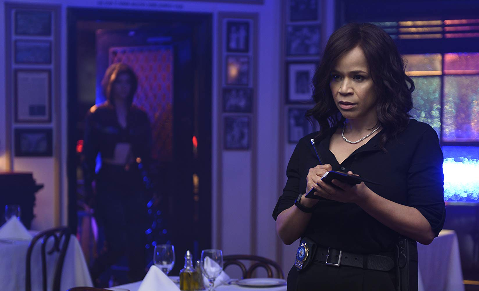 Birds of Prey Rosie Perez as Renee Montoya