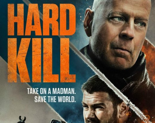 Hard Kill Theatrical Release Poster cropped