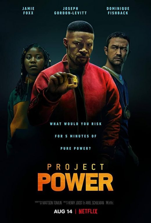 Project Power Release Poster
