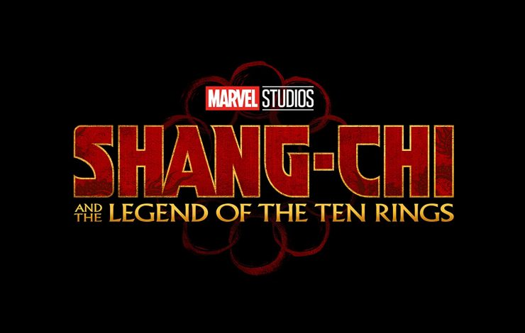 Shang-Chi and the Legend of the Ten Rings Title Logo