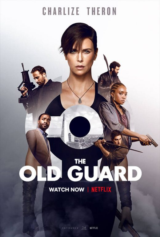 The Old Guard Release Poster