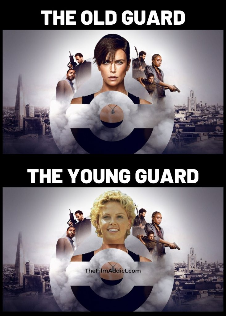 The Old Vs Young Guard Meme