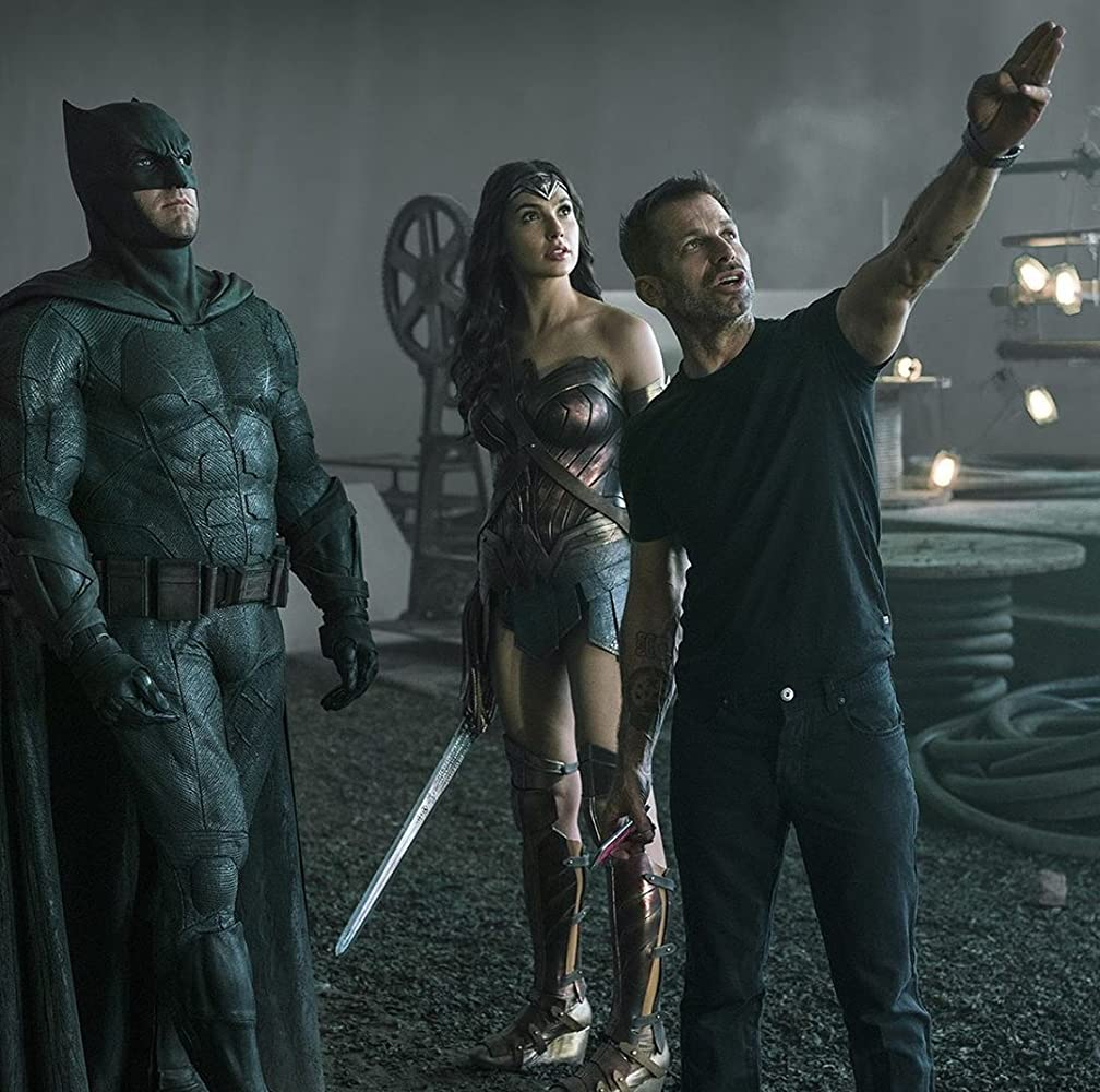 Zack Snyder Directing Ben Affleck and Gal Gadot for Justice League