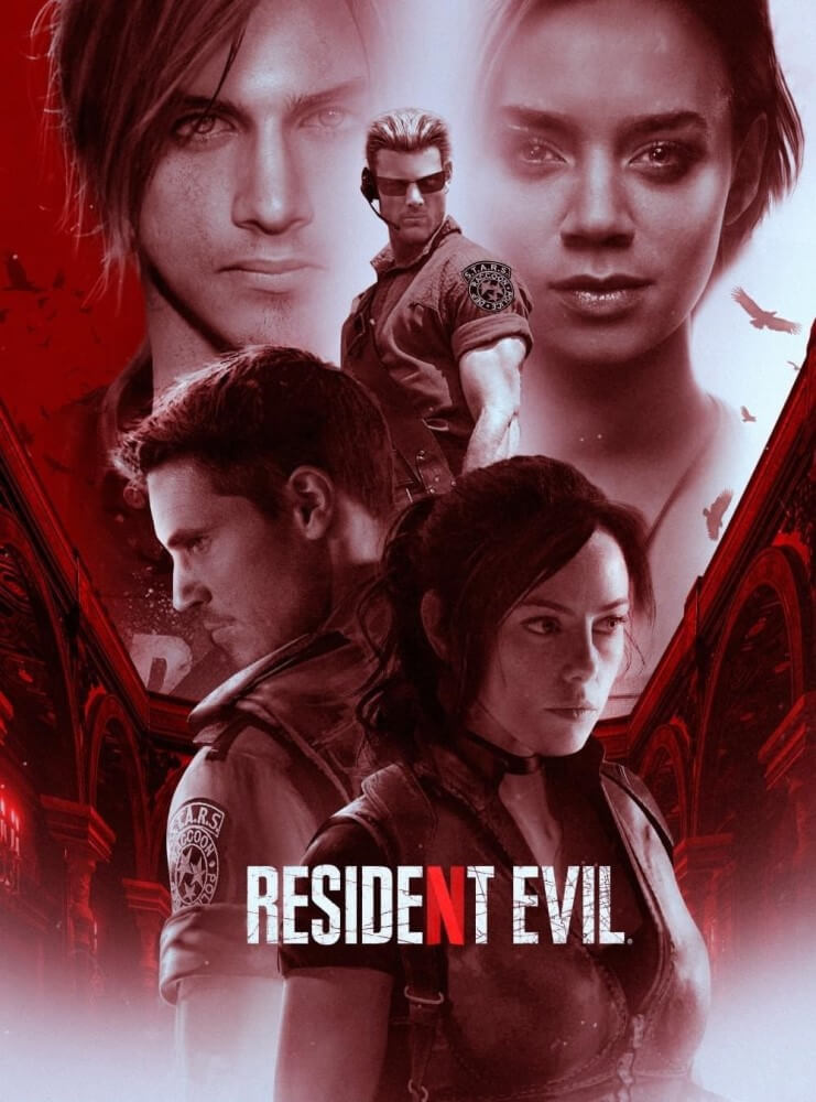 Resident Evil Reboot S Casting Decisions Are Already Showing Signs Of Illness