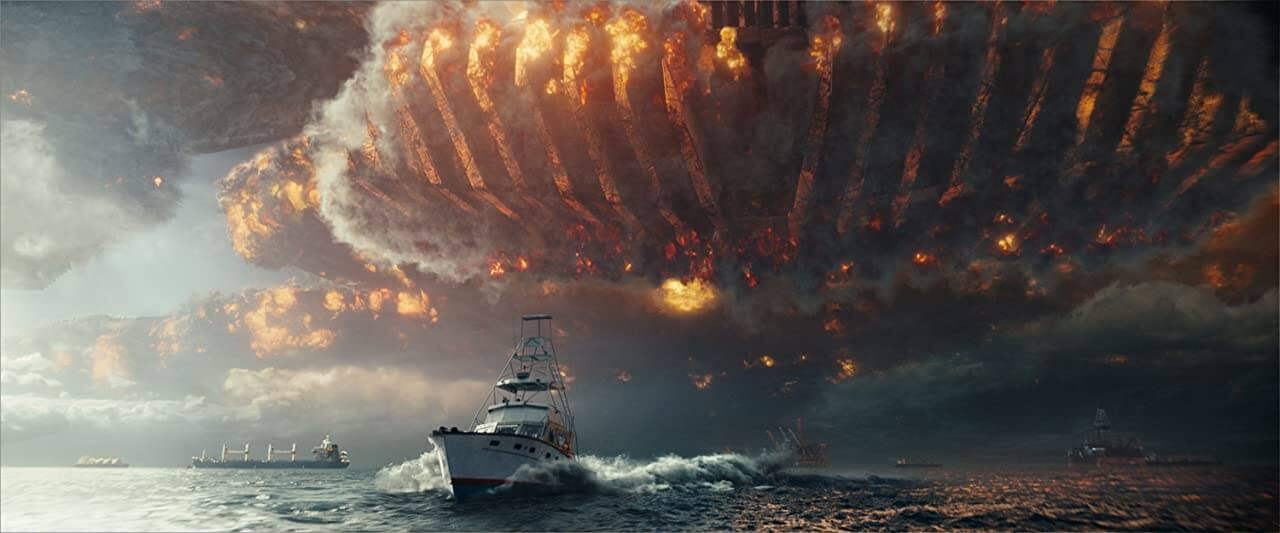 Independence Day Resurgence First Contact Giant Mothership