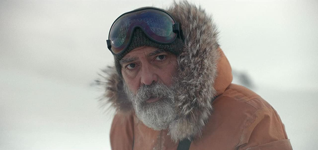 Movie Review The Midnight Sky Review George Clooney as Dr Augustine Lofthouse