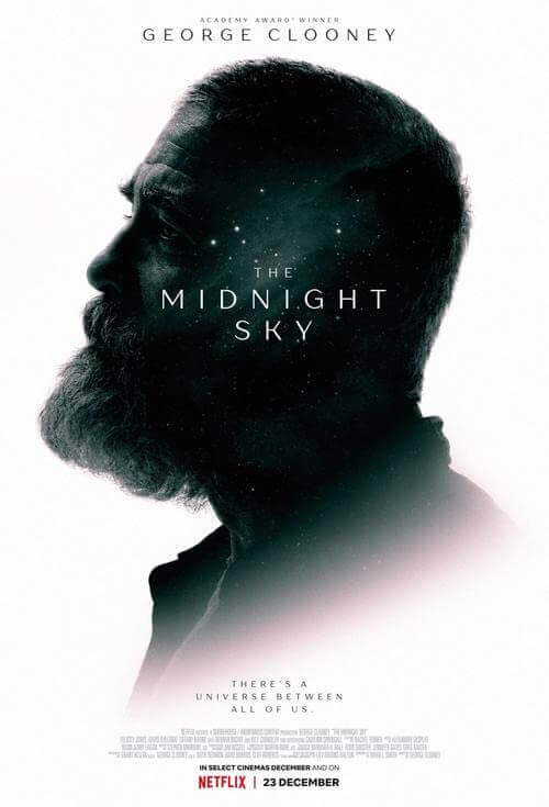 Movie Review The Midnight Sky Review Netflix Release Poster
